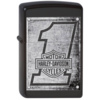 Zippo Lighter Zippo Harley Davidson Metal Wood Planks