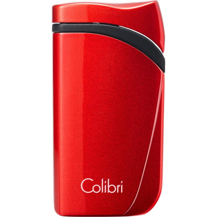 Lighter Colibri Falcon Metallic Red