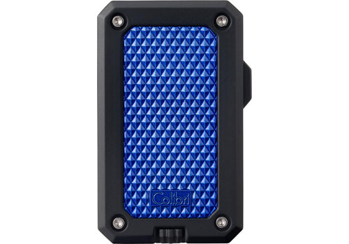 Aansteker Colibri Rally Black Blue