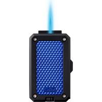 Aansteker Colibri Rally Black Blue