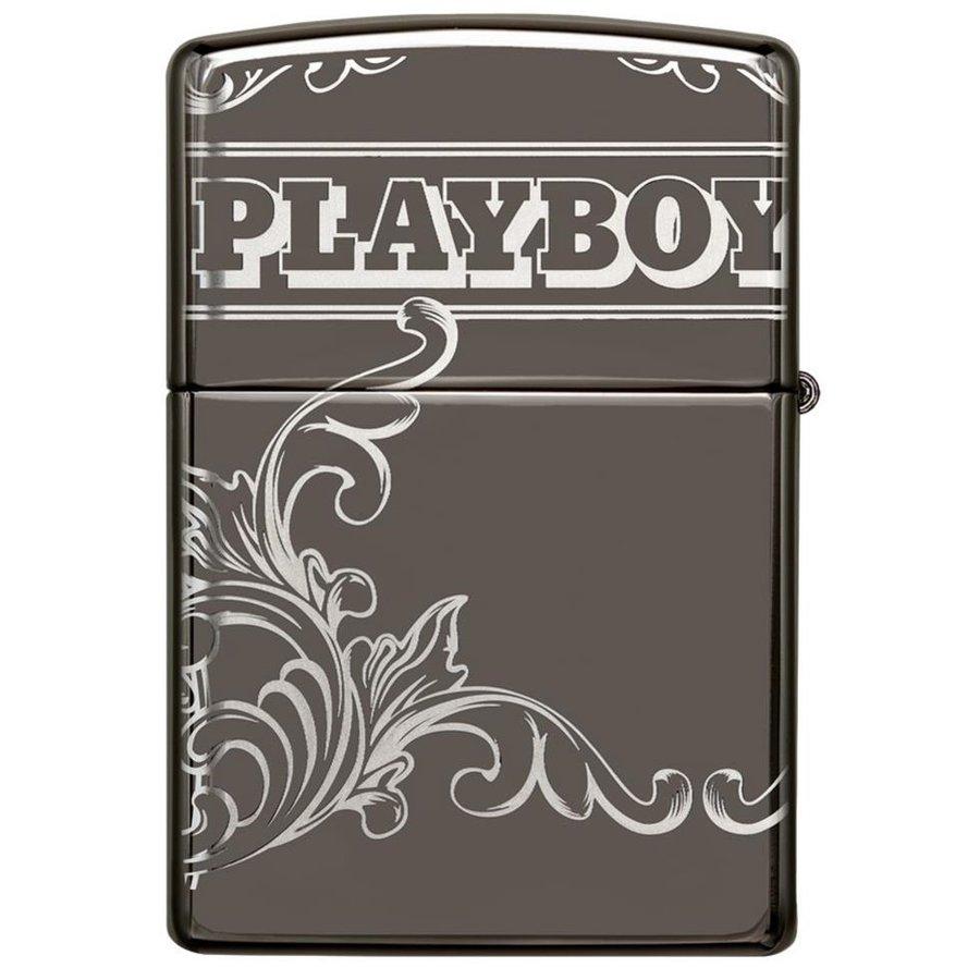 Aansteker Zippo Playboy Bunny Venetian
