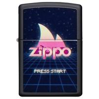 Aansteker Zippo Press Start