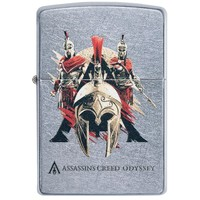 Lighter Zippo Assassins Creed Helmet