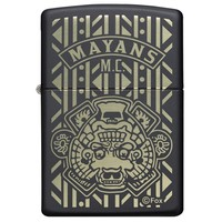 Lighter Zippo Mayans M.C.