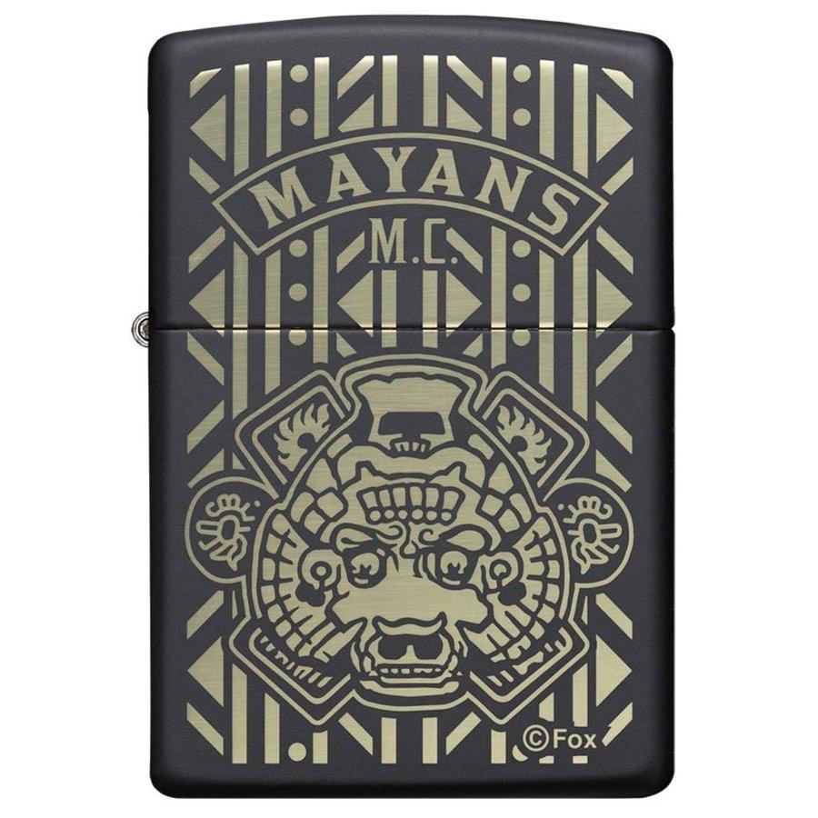 Aansteker Zippo Mayans M.C.