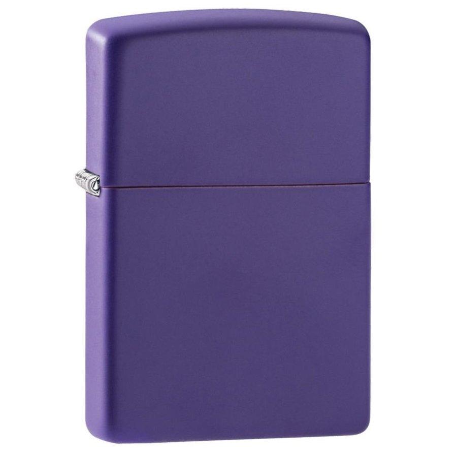 Lighter Zippo Purple Matte