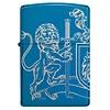 Zippo Aansteker Zippo Medival Lion/Sword