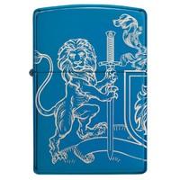 Lighter Zippo Medival Lion/Sword