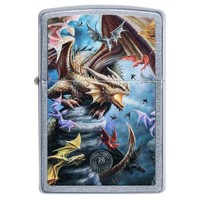 Lighter Zippo Anne Stokes Dragons