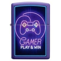 Lighter Zippo Gamer Play & Win