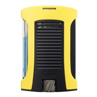 Aansteker Colibri Daytona Yellow Black
