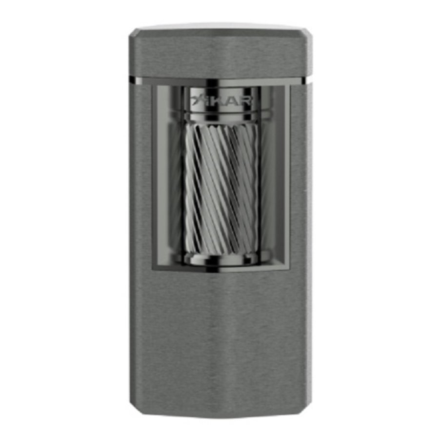 Lighter Xikar Meridian Gunmetal