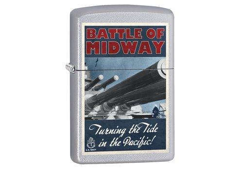 Aansteker Zippo U.S. Navy Battle of Midway