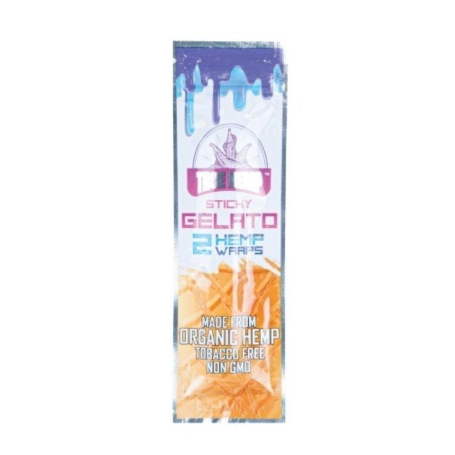 True Hemp Blunt Wraps Sticky Gelato