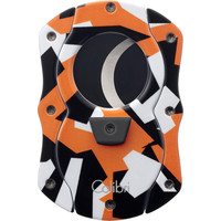 Cigar Cutter Colibri Camo Cut Orange