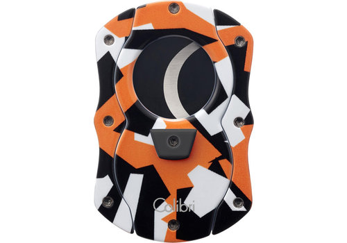 Sigarenknipper Colibri Camo Cut Orange