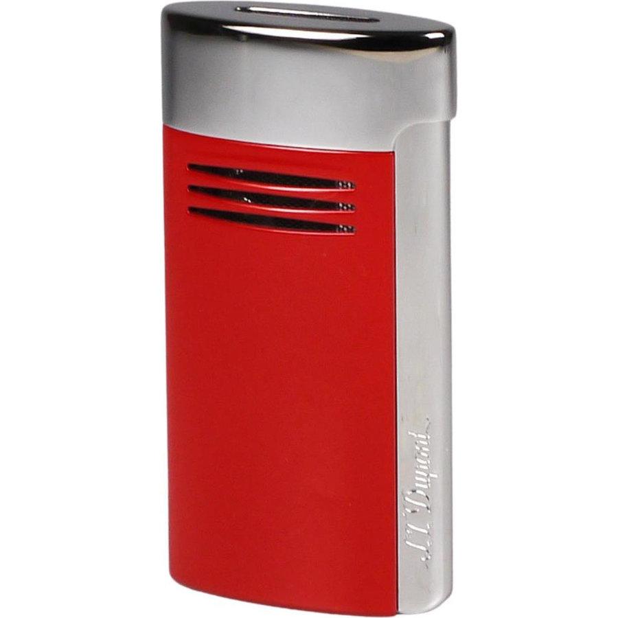 Lighter S.T. Dupont Megajet Red/Chrome