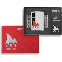 Lighter Zippo 600 Million Limited Edition