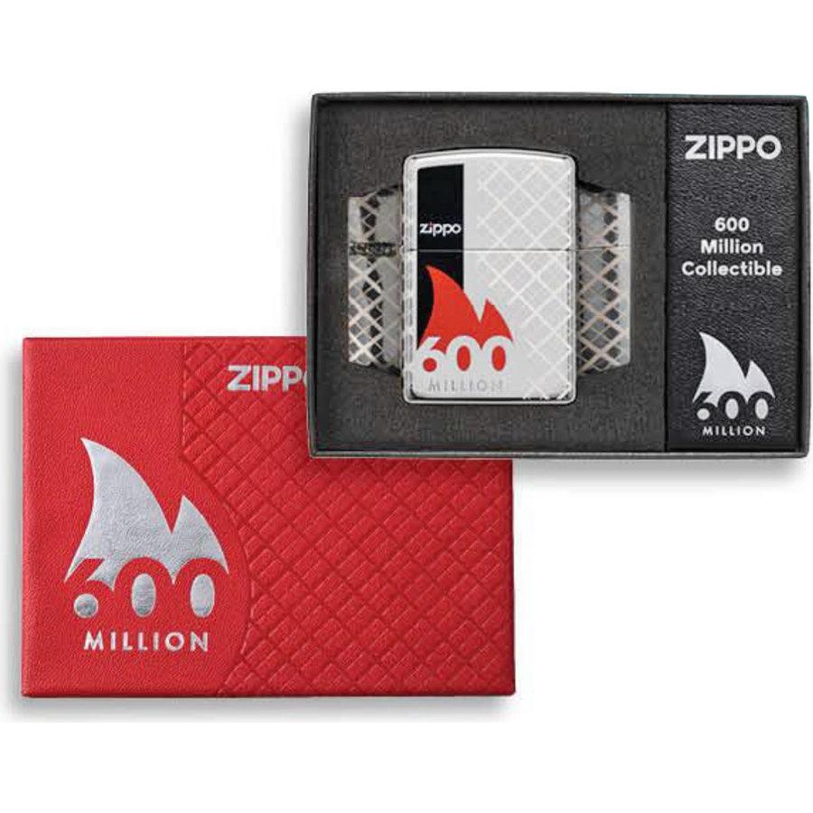 Aansteker Zippo 600 Million Limited Edition