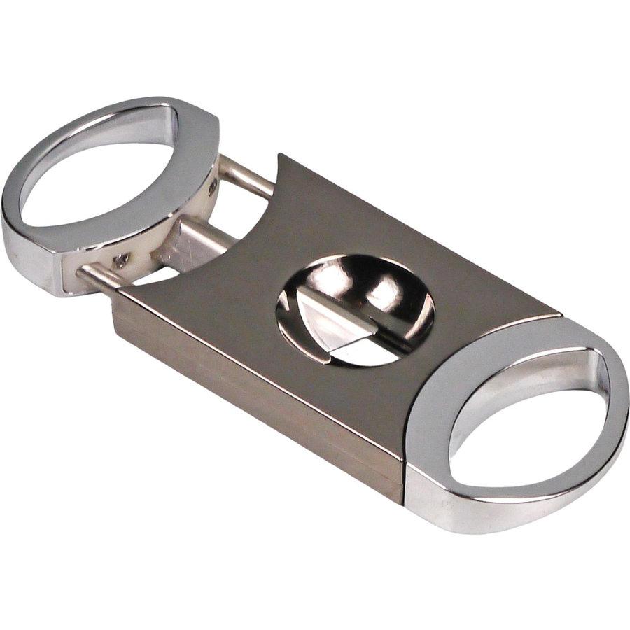 Metal Cigar Cutter V-Cut Gun