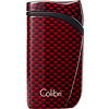 Colibri Lighter Colibri Falcon Carbon Red