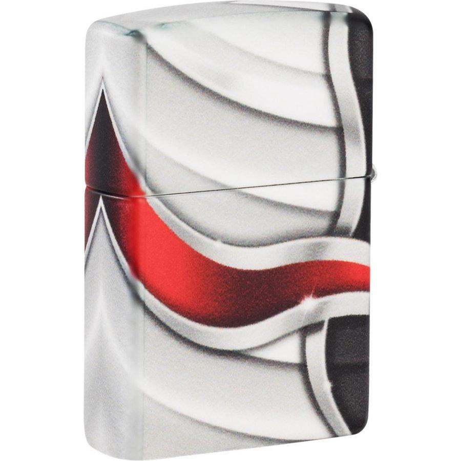Lighter Zippo Logo Wave