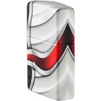 Aansteker Zippo Logo Wave