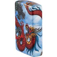 Aansteker Zippo Fighting Dragon