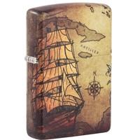 Lighter Zippo Pirate Ship