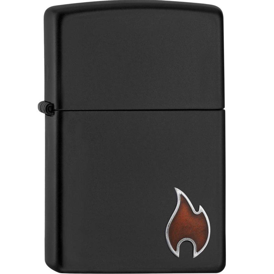 Lighter Zippo Little Flame Emblem