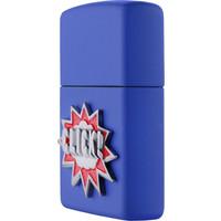 Aansteker Zippo Click Emblem