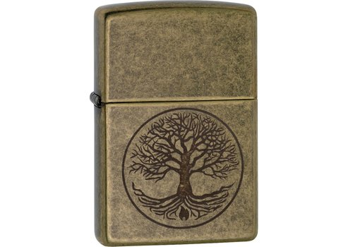Lighter Zippo Tree of Life