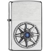 Aansteker Zippo Compass Blue