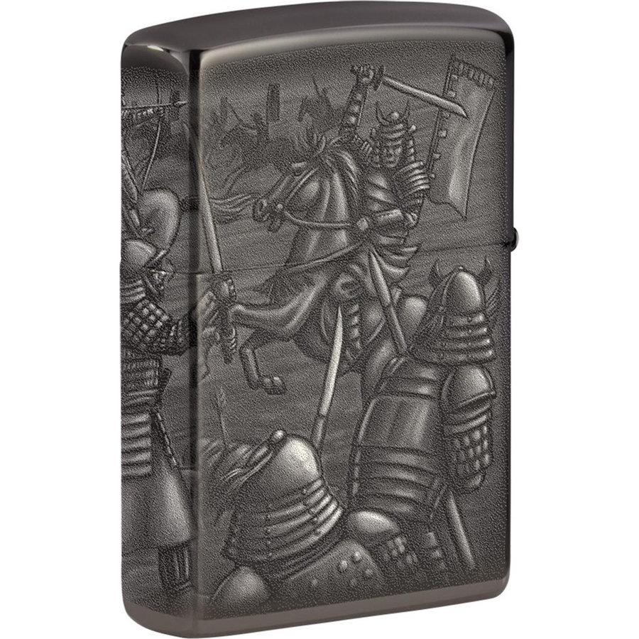 Lighter Zippo Samurai
