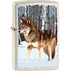 Zippo Lighter Zippo Wolf in Winter