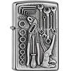 Zippo Aansteker Zippo Toolbox Emblem