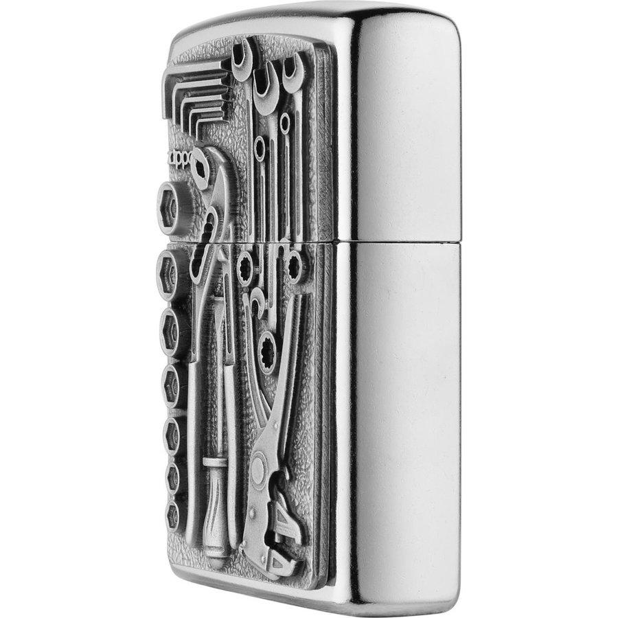 Aansteker Zippo Toolbox Emblem