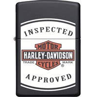 Aansteker Zippo Harley Davidson Inspected Approved