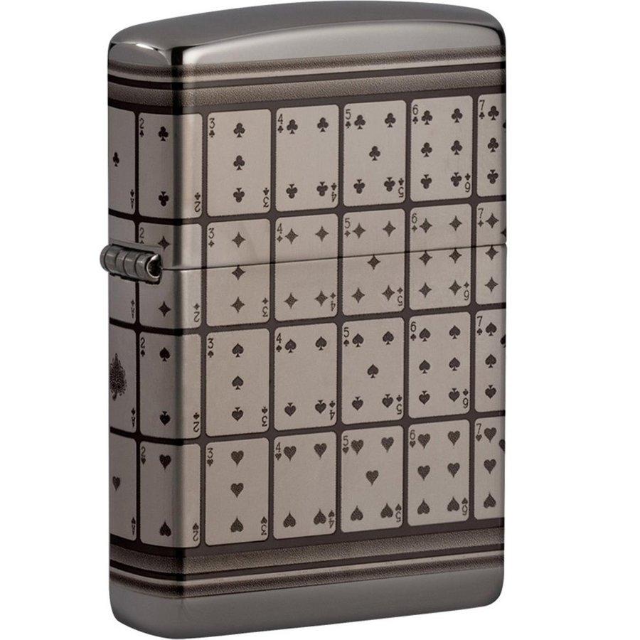 Aansteker Zippo Cards Design