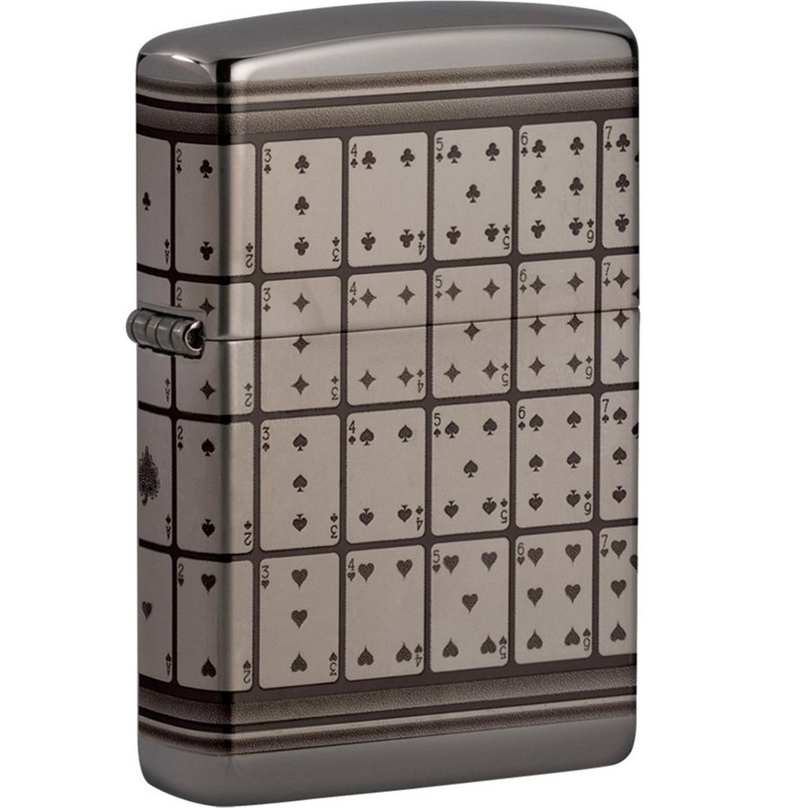 Lighter Zippo Cards Design