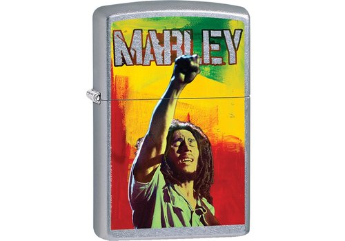 Aansteker Zippo Bob Marley Fist