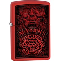 Lighter Zippo Mayans
