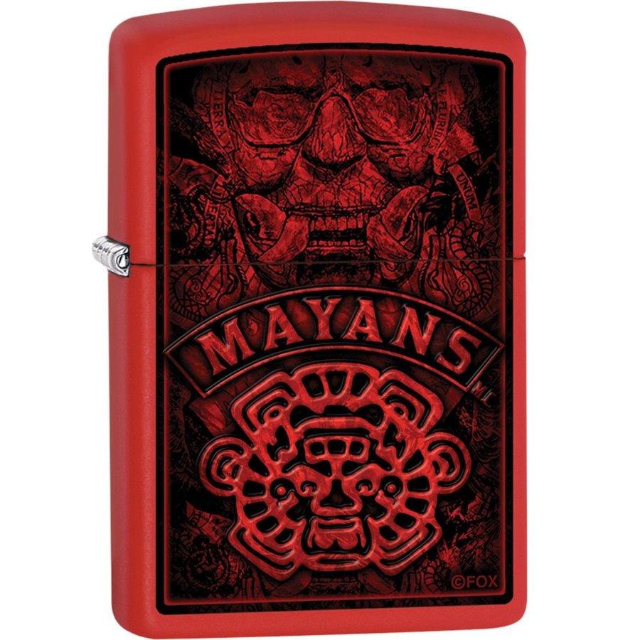 Aansteker Zippo Mayans