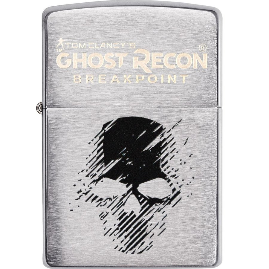Lighter Zippo Ghost Recon