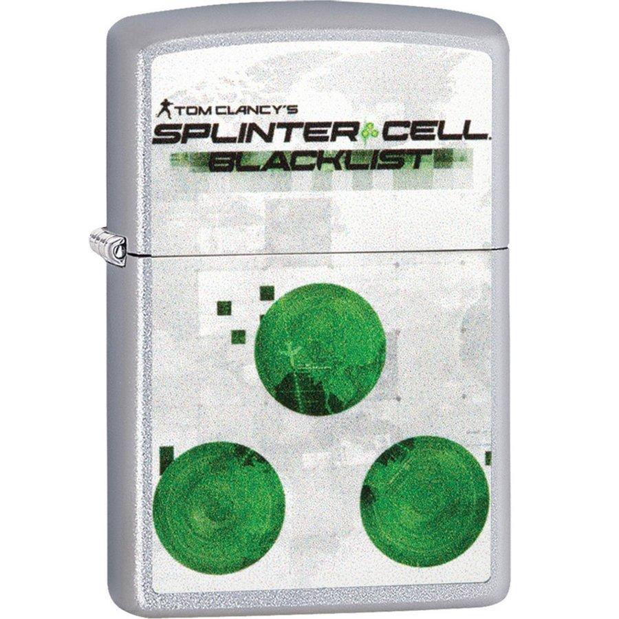 Lighter Zippo Splinter Cell