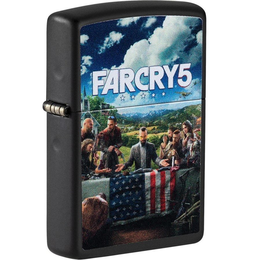 Lighter Zippo Far Cry 5 People
