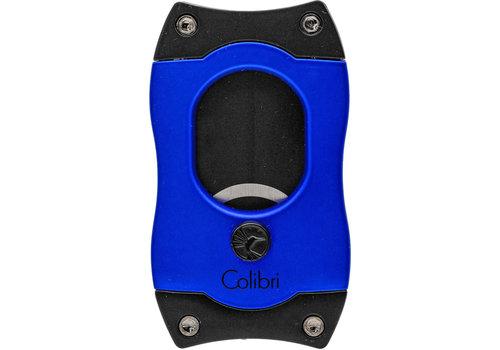 Cigar Cutter Colibri S-Cut Blue with Black Blades
