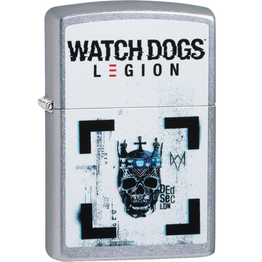 Lighter Zippo Watch Dogs Legion