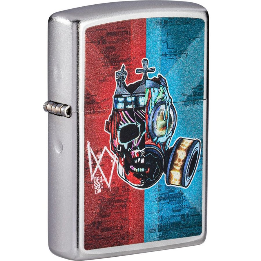 Aansteker Zippo Watch Dogs Mask