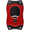 Colibri Cigar Cutter Colibri S-Cut Red with Black Blades